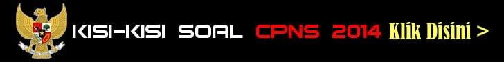 Kisi-kisi Soal CPNS 2014