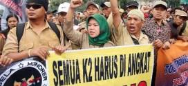 Palsukan Tanda Tangan, 300 Pegawai Honorer Dicoret dari Penerimaan CPNS