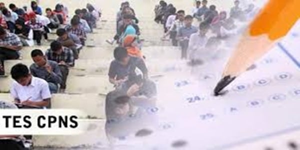 2.081 Pelamar CPNS Mataram Jalani Tes Hari Ini