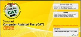 Tata Cara Pelaksanaan Tes CPNS Sistem CAT