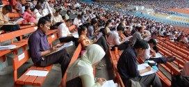 Pemkot Malang Umumkan Hasil Tes TKD CPNS 2014