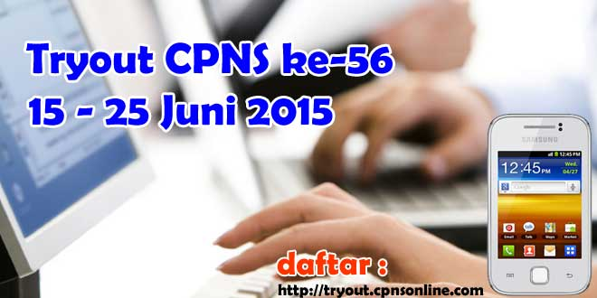 Tryout Cpns Ke 56 Cpns Indonesia