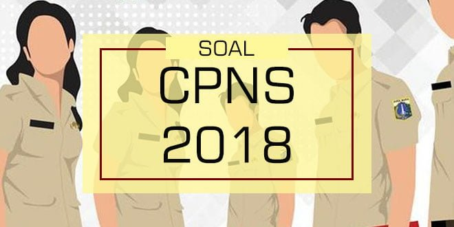 soal-cpns-2018