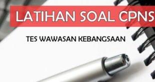 Latihan Soal Cpns Cpns Indonesia